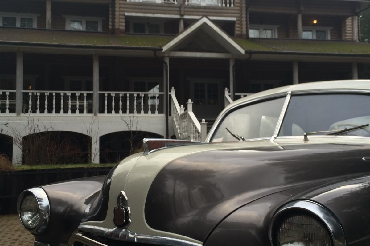 Museum of vintage cars :: Eco Club Valday
